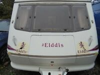 Elddis Hurricane gtx