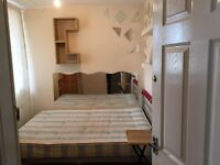 NICE SINGLE ROOM WITH DOUBLE BED...£120 pw (bills inc)