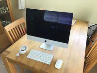 Apple MAC 21.5 Desktop PC.