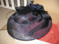 Monsoon Ladies Navy Hat