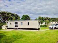 Last min deals !⭐️⭐️ Seton Sands caravans for rent 6x pet Friendly, 2x decking near Edinburgh ⭐️⭐️