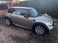 Mini 1.6 Panoramic roof John Cooper Works styling kit factory upgraded