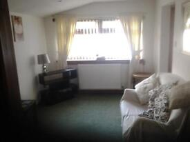 One bed Annex to rent Saltcoats