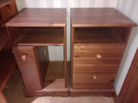 Filing Cabinet / Drawers / Shelves / folders - Solid Wood office furniture