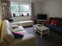Double Furnished Room in 3 Bed Flat with One Other Occupant