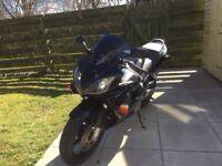 Honda CBR 600 F Black
