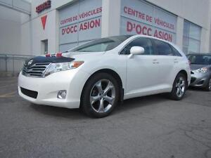 2009 Toyota Venza CUIR + TOIT PANO