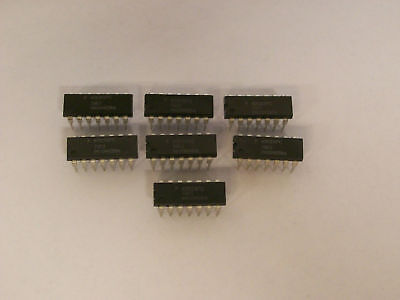 Lot Of 7 New 4002bpc 7901 14 Pin Electronic Component