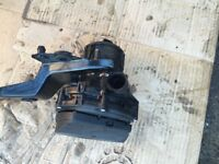 Bmw M3 E46 2003 Front Water Pump Vacuum Without Bracket Breaking Car