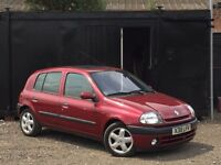 ★ RENAULT CLIO 1.4 AUTOMATIC + 5 DOOR ★