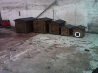 Dog boxes/dog box/dog kennel/dog house/cat box
