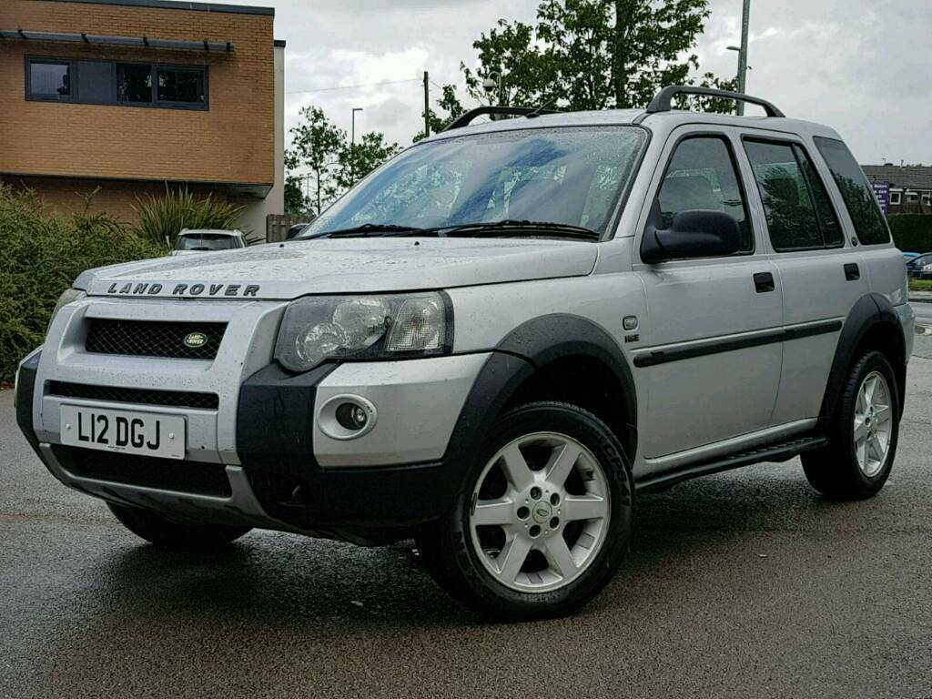 2004 land rover freelander td4 automatic full leather sat nav in middleton manchester gumtree. Black Bedroom Furniture Sets. Home Design Ideas