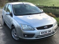 2006 Ford focus 1.6 ghia