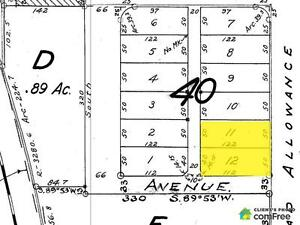 $220,000 - Residential Lot for sale in Rocky Mountain House