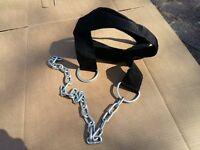 NECK WEIGHTS HARNESS