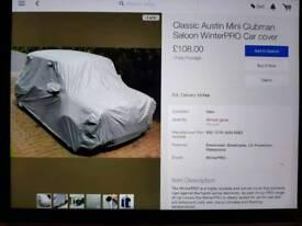 Classic Austin Mini WinterPRO Car cover