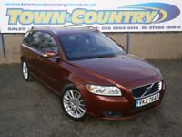 ***2008 Volvo V50 SE LUX D AUTO **FULL VOLVO SERVICE HISTORY**( v70 estate avant touring 320d )