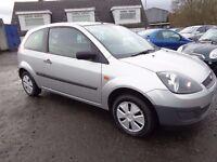2008 Ford Fiesta MOT'd April £1550