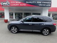2013 Nissan Pathfinder Platinum / Top Model........