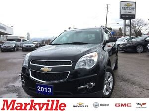 2013 Chevrolet Equinox 0.9 % FINANCE - LT -2 - LEATHER - ROOF