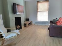 double room in large Victorian house