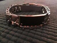 Mens Diesel Bracelet