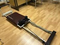 Pilates Reformer Bench