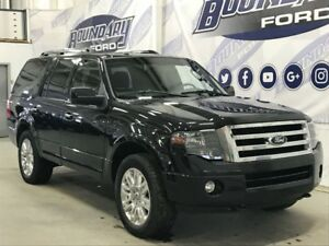 2014 Ford Expedition Limited 5.4L | Leather | NAV | Sunroof |