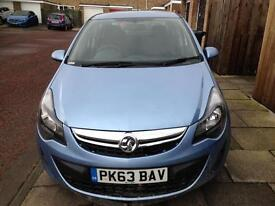 Corsa 2013(63) blue px welcome