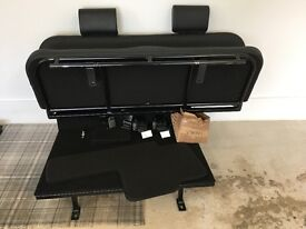Land Rover Discovery 3 commercial bench back seat