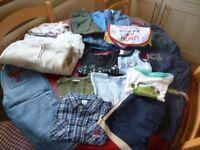 excellent condition bundle of clothes age 9-12mths