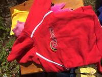 Rainbow Children's Small Jacket