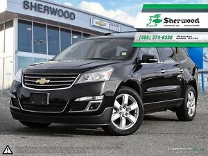 2016 Chevrolet Traverse LT AWD Only 15, 000KMS!!