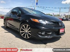 2014 Honda Civic Si | ONE OWNER | NAV | ROOF | CAM