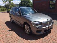 BMW X1 X Drive M Sport 2.3 Diesel Sport 5 Door Estate (IMMACULATE)
