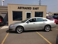 2008 Chevrolet Impala LTZ TRADE-IN CERTIFIED AND E TESTED