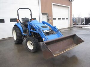 2004 New Holland TC40D
