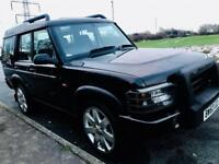 Land rover discovery 2 td5 face lift gs automatic not shogun trooper 4x4 defender freelander tdi
