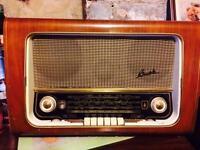 Bush Classic 1950's Stereo radio