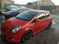 2007 vauxhall corsa 1.6 turbo vxr low miles service history very fast great condition