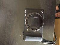 Sony Cyber-shot HX60V Superzoom Digital Camera - Black
