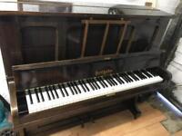 Upright piano Boyd of London