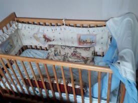 child bed