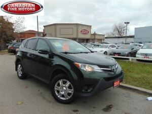 2013 Toyota RAV4 CLEAN CARPROOF-DUAL AIR BAGS-BLUETOTH