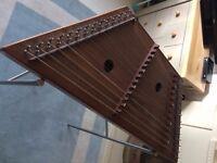 Hammered Dulcimer Made By Jack Bethel in Scotland