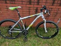 Whistle miwok 1380D mountain bike (swap)