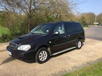 KIA SEDONA LE DIESEL AUTOMATIC 2005 7 SEATER DVD TV SCREEN DRIVES PERFECT