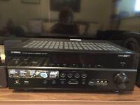 Yamaha natural sound AV receiver RX-V671