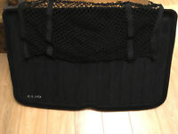 Boot liner and cargo net for Renault Clio MK IV