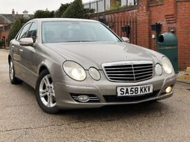 image for 2009 MERCEDES-BENZ E CLASS E220 CDI AUTOMATIC AVANT,2 owner-FULL SERVICE HISTORY London